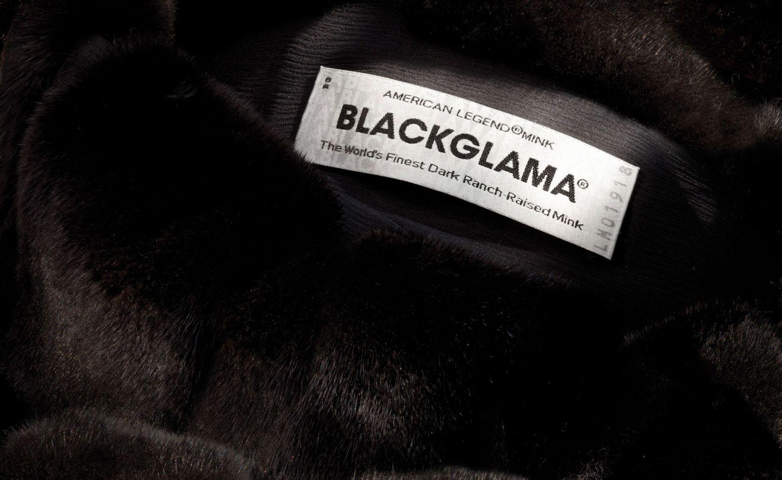 Проверить шубу Blackglama (номер) на официальном сайте